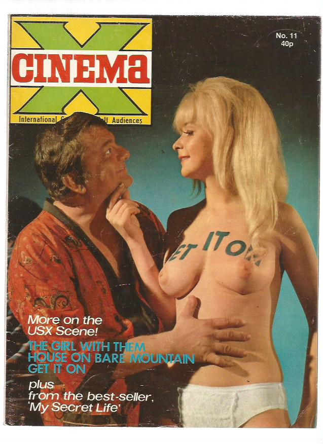 Cinema X anno 3 n.11 - Vintage fillm magazine