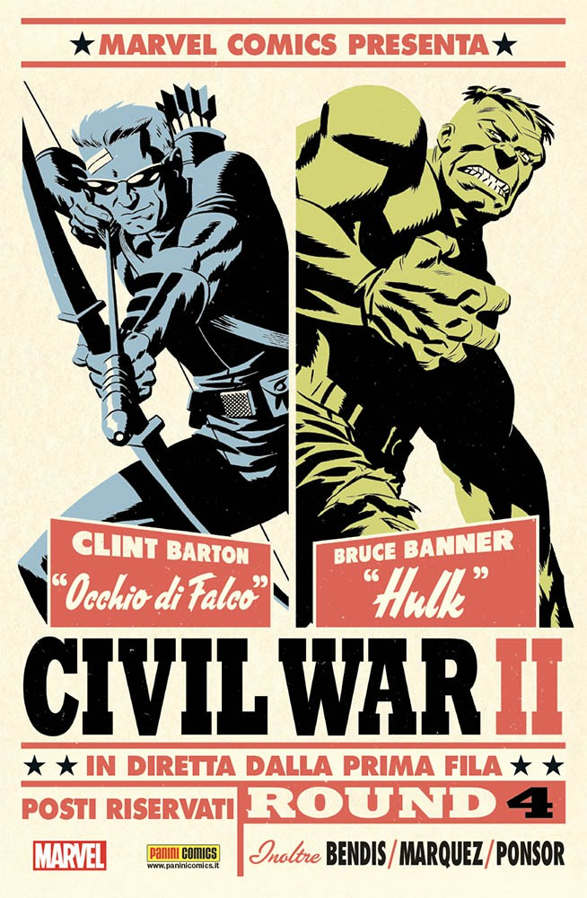 Civil War II 4 Variant Super FX Marvel Miniserie 179