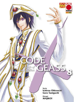 Code geass - lelouch of the rebellion 8
