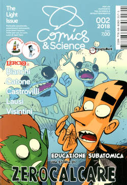 COMICS & SCIENCE THE LIGHT ISSUE - ZEROCALCARE