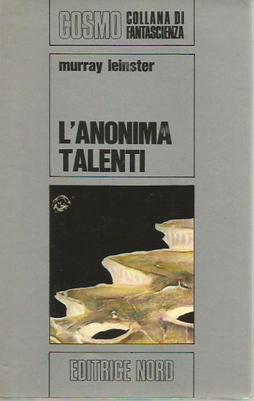 Cosmo Argento 13  L'anonima talenti (Talents Incorporated 1962)
