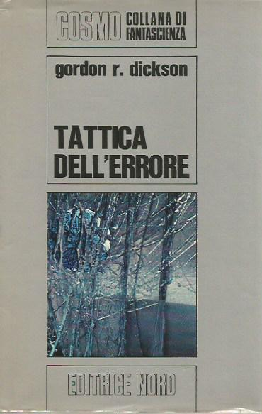 Cosmo Argento 19  Tattica dell'errore (The Tactics of Mistake 19