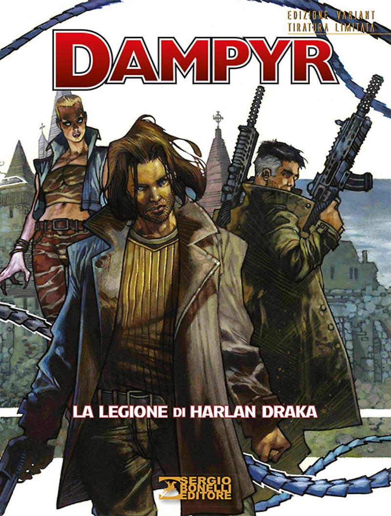 DAMPYR 200 - VARIANT LUCCA 2016