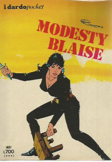 Dardo Pocket n. 3 - Modesty Blaise