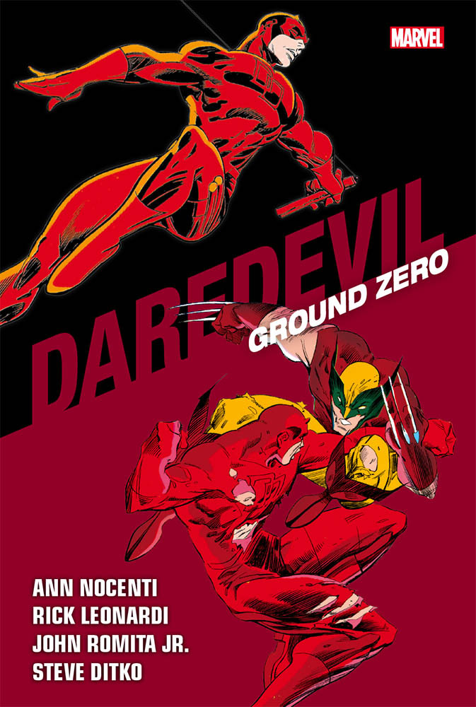 Daredevil Collection 16 Ground Zero