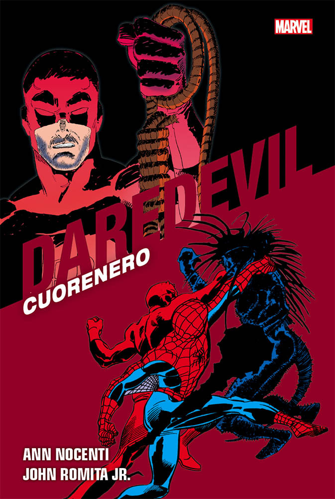 Daredevil Collection 21 Cuorenero