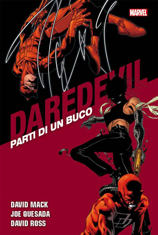Daredevil Collection 18 Parti di un buco