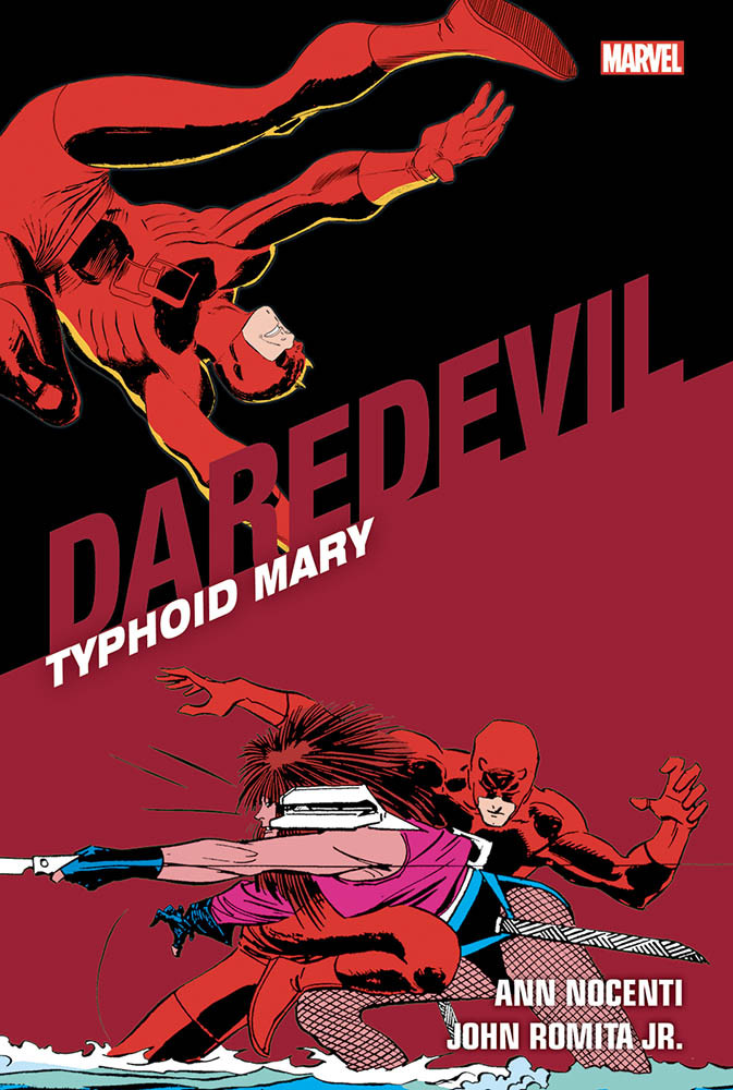 Daredevil Collection 20 Typhoid Mary