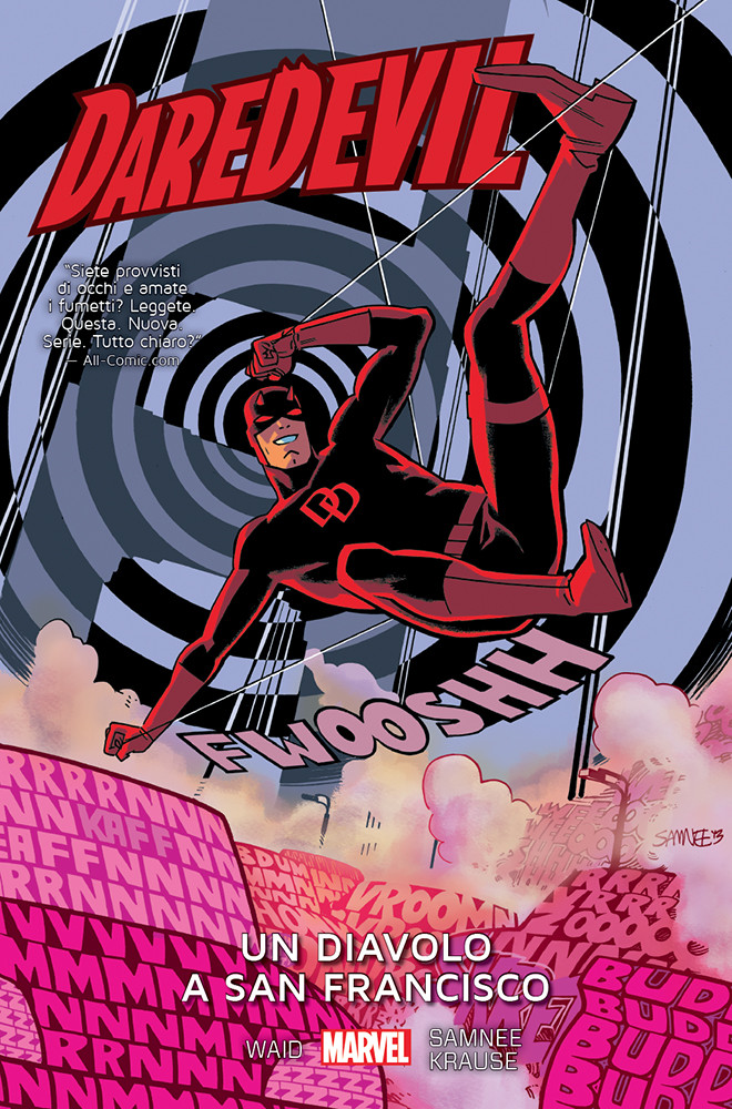 Daredevil 8 Un diavolo a San Francisco Marvel Collection