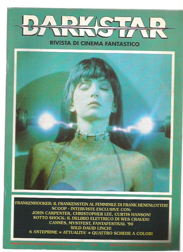 Dark Star n. 4 - Rivista di Cinema Fantastico