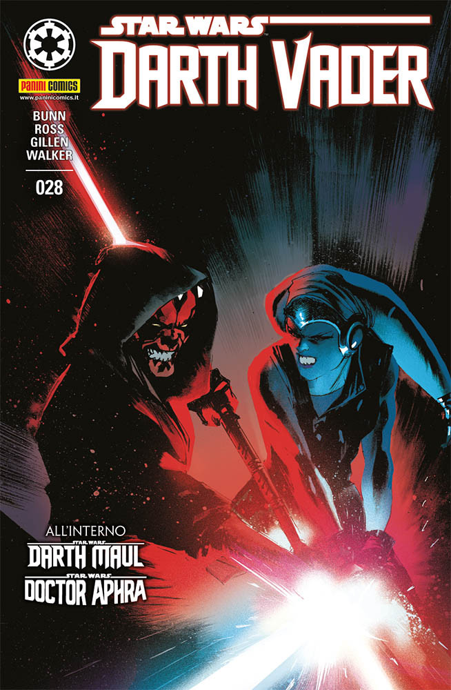 Darth Vader 28 Darth Maul e doctor Aphra 5