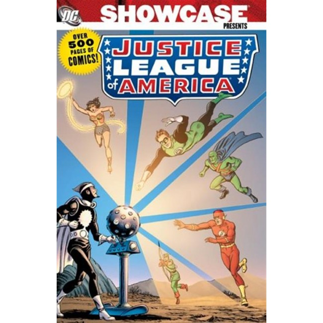DC Showcase presenta Justice League of America 1