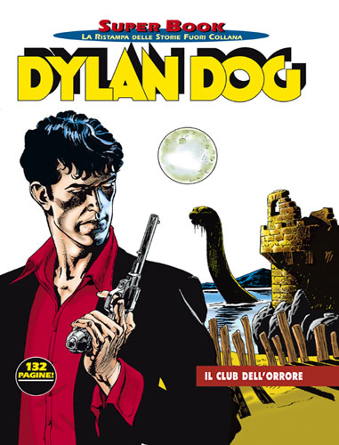 Dylan Dog Super Book 1/50 sequenza