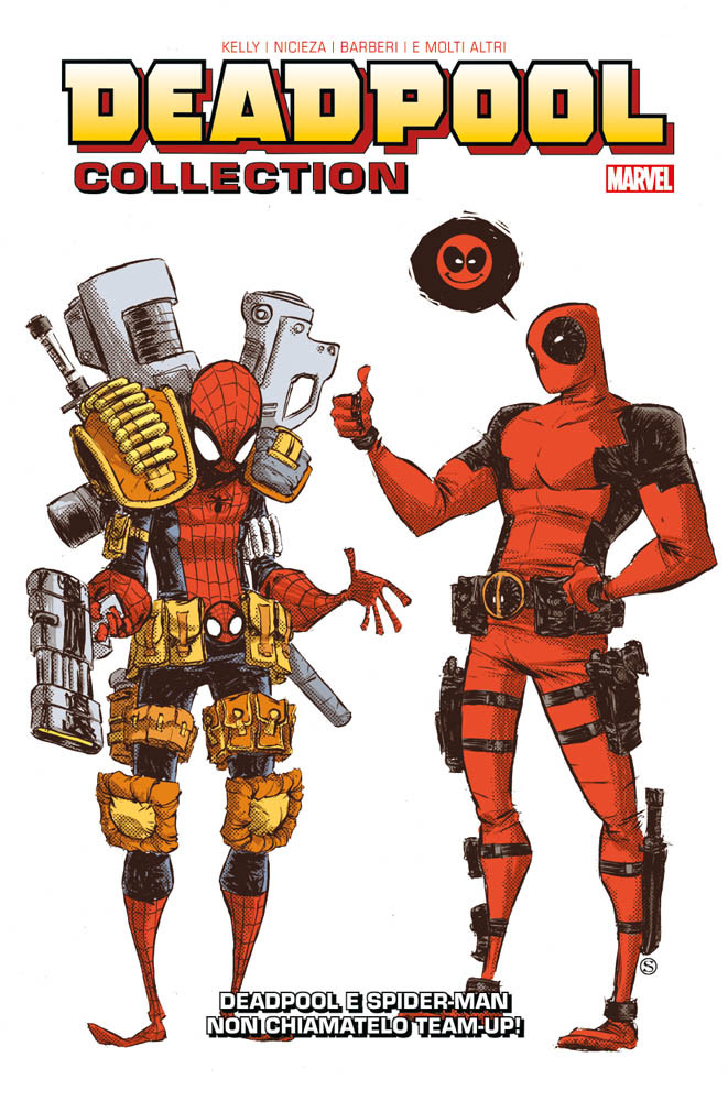 Deadpool Collection 2 Deadpool e Spider-Man