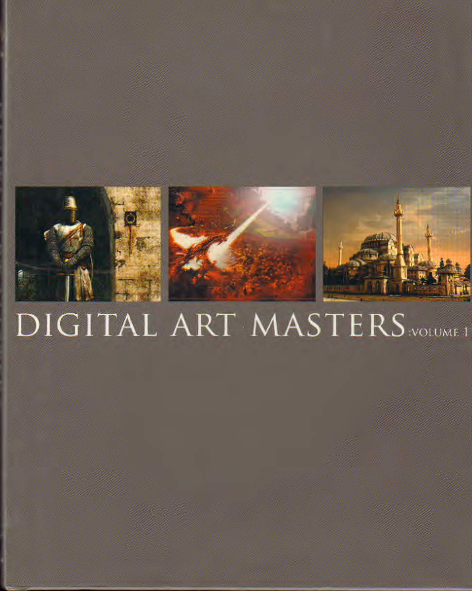 Digital Art Msters volume 1