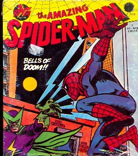 The Amazing Spider-man - Bells of Doom !!