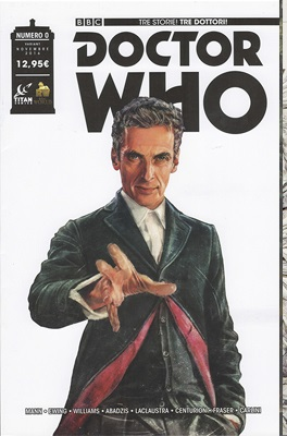 DOCTOR WHO 0 VARIANT +GADGET
