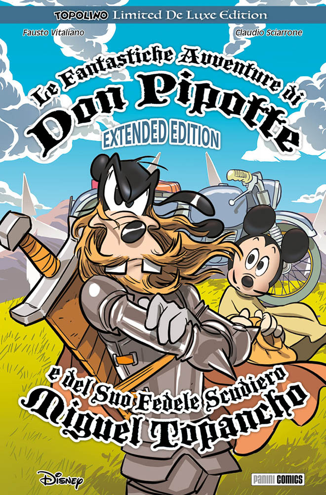 Don Pipotte Topolino Super Deluxe Edition 15