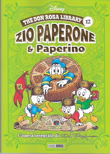 Don Rosa Library 12