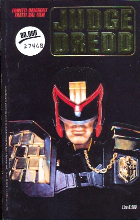Judge Dredd il film - Limited copia 27468