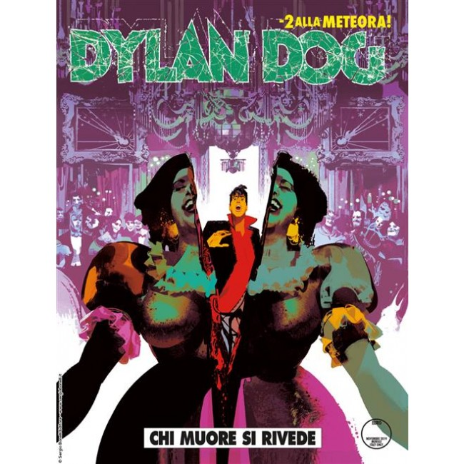 Dylan Dog 398 Chi muore si rivede