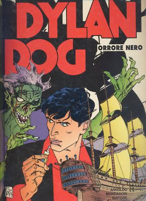 Dylan Dog Orrore nero