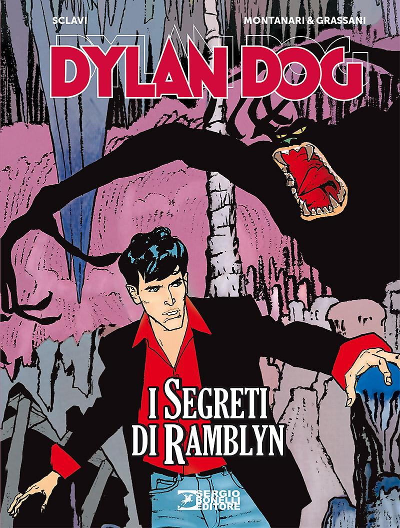 Dylan Dog I Segreti Di Ramblyn