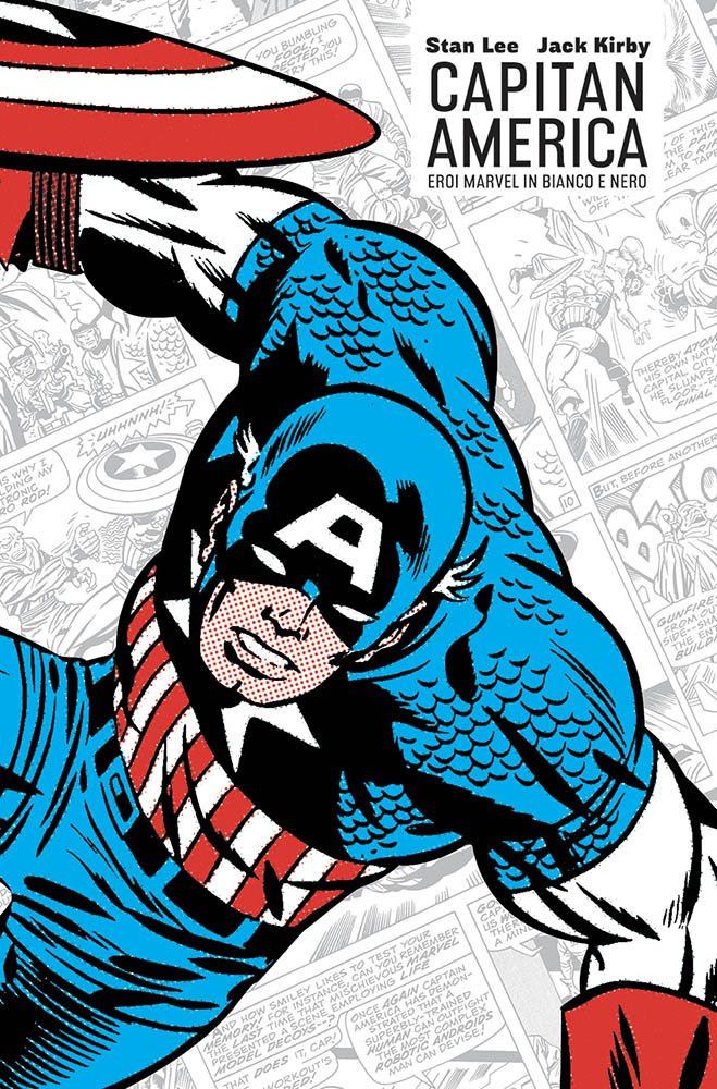 Stan Lee & Jack Kirby – Capitan America