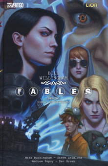 Fables deluxe 15
