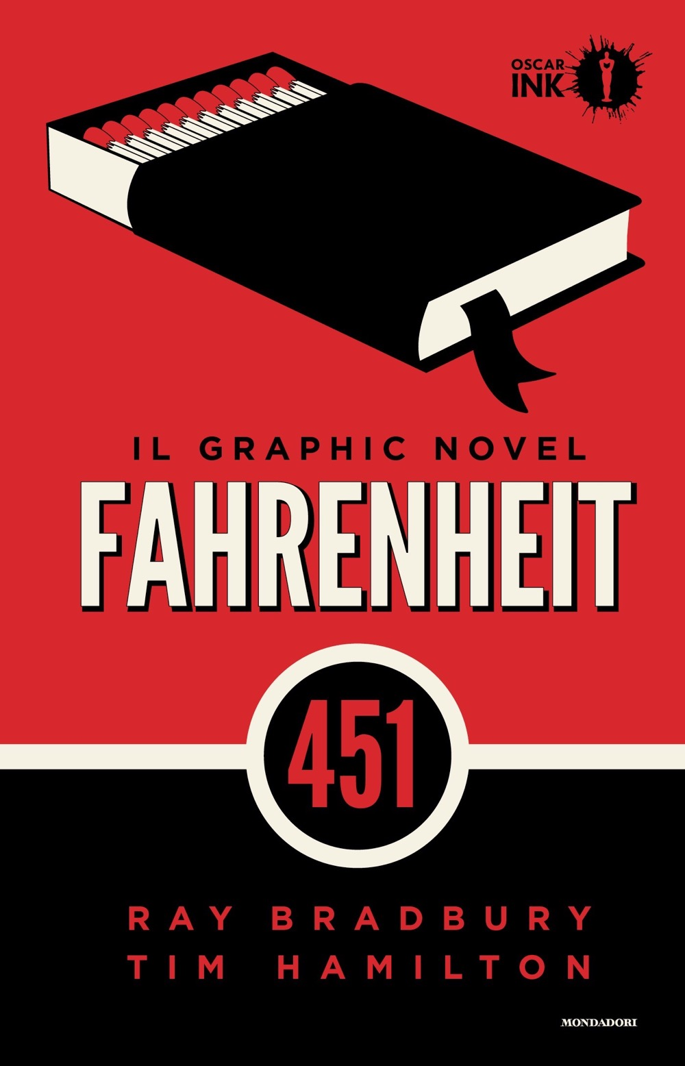 Fahrenheit 451 - Il graphic novel