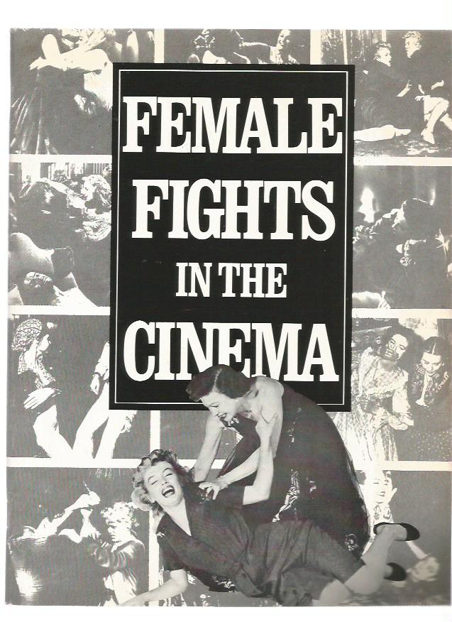 Female Fights in the Cinema - London Enterprise
