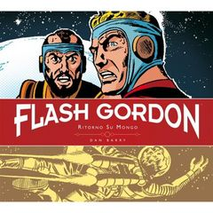 The Complete Flash Gordon Dailies 4 Tavole Giornaliere 1953/56 R