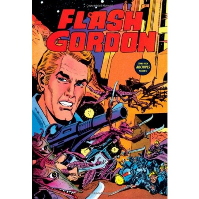 Flash Gordon Comic-Book Archives 3