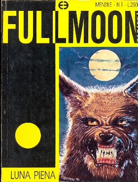 Fullmoon Project n. 1/7 - serie completa