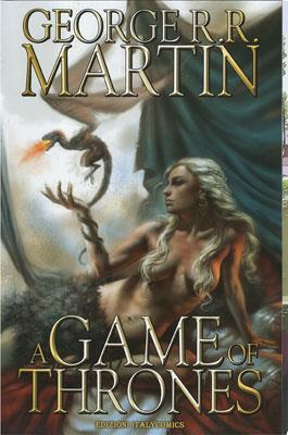 A GAME OF THRONES – GRAPHIC NOVEL VOL.4 di 4