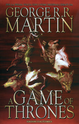 A Game of Thrones vol.1 - Graphic Novel