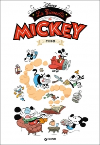 Disney Comic Collection - La Gioventù di Mickey