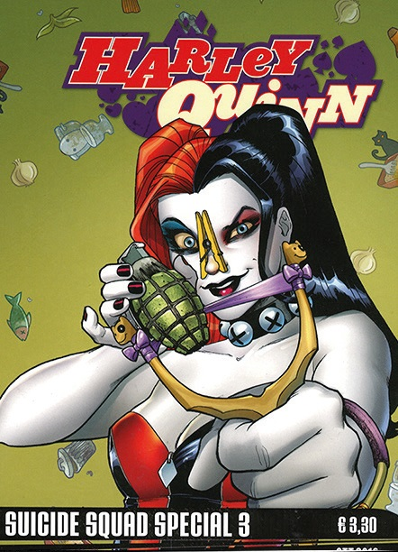 SUICIDE SQUAD SPECIAL 3: HARLEY QUINN