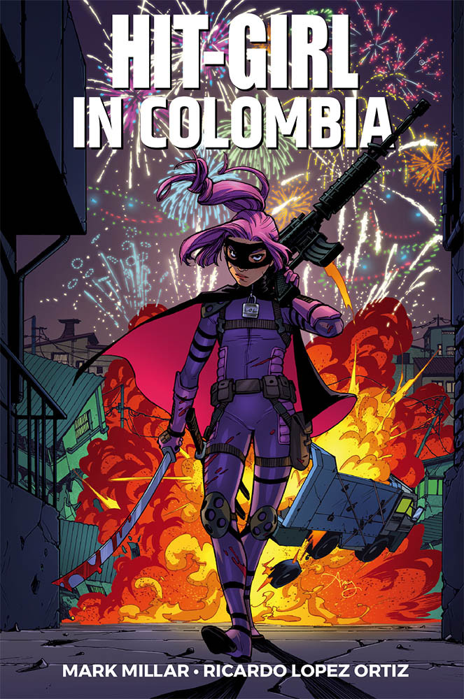 Hit-Girl 1 In Colombia Millarworld Collection
