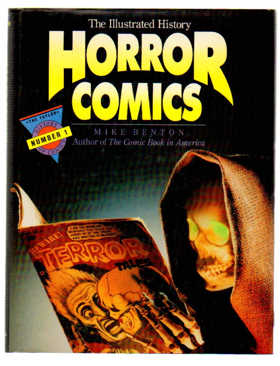 Illustrate History of Horror Comics - Taylor Pubblication