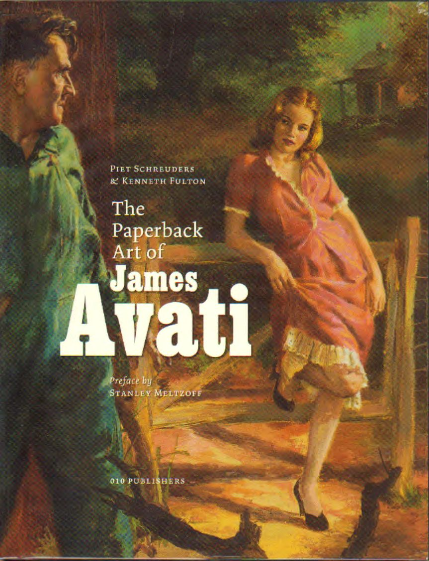 James Avati - The paperback of James Avati
