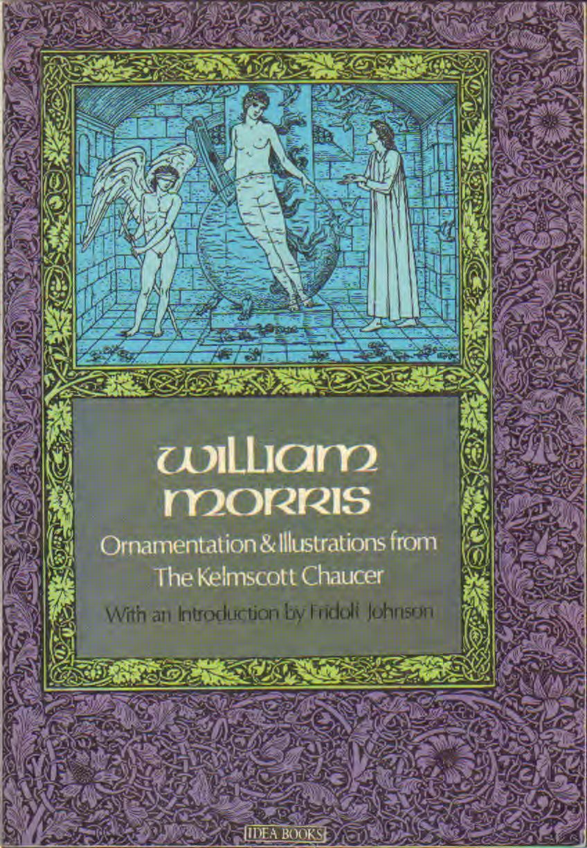 Morris - William Morris Ornamentation & illustrations from the K