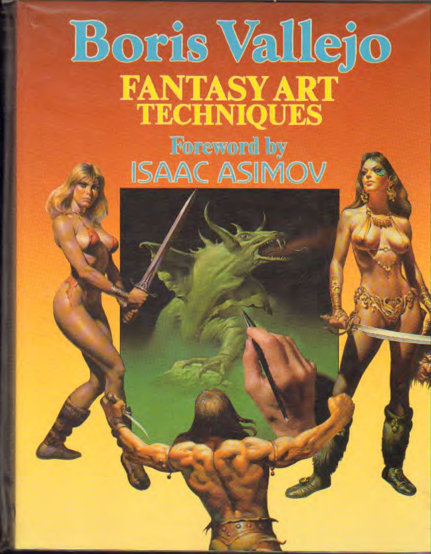 Boris Vallejo - Boris Vallejo – Fantasy Art Techniques