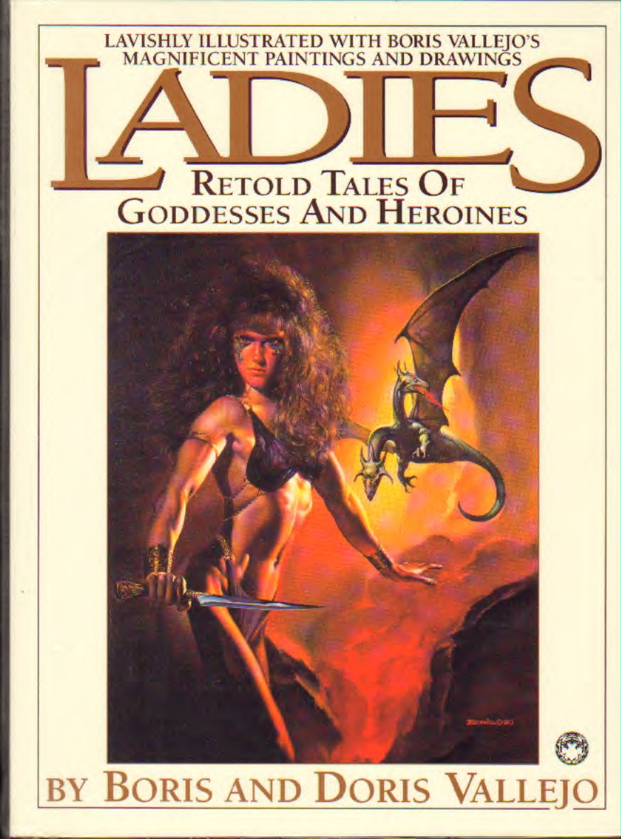 Boris Vallejo - Ladies