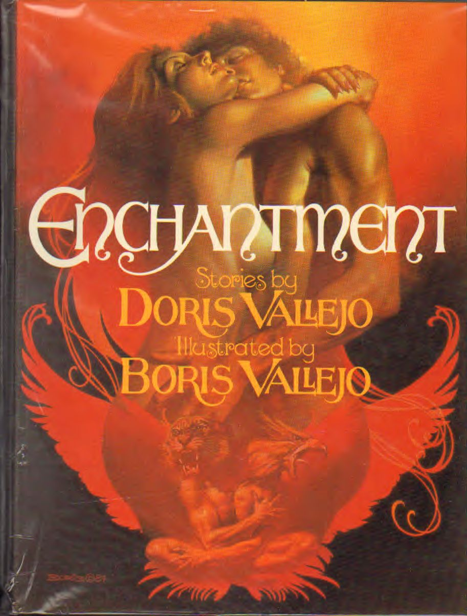 Boris Vallejo - Enchantment