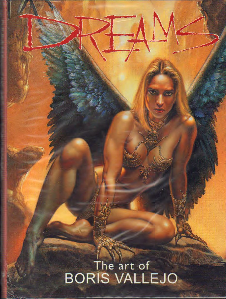 Boris Vallejo - Dreams