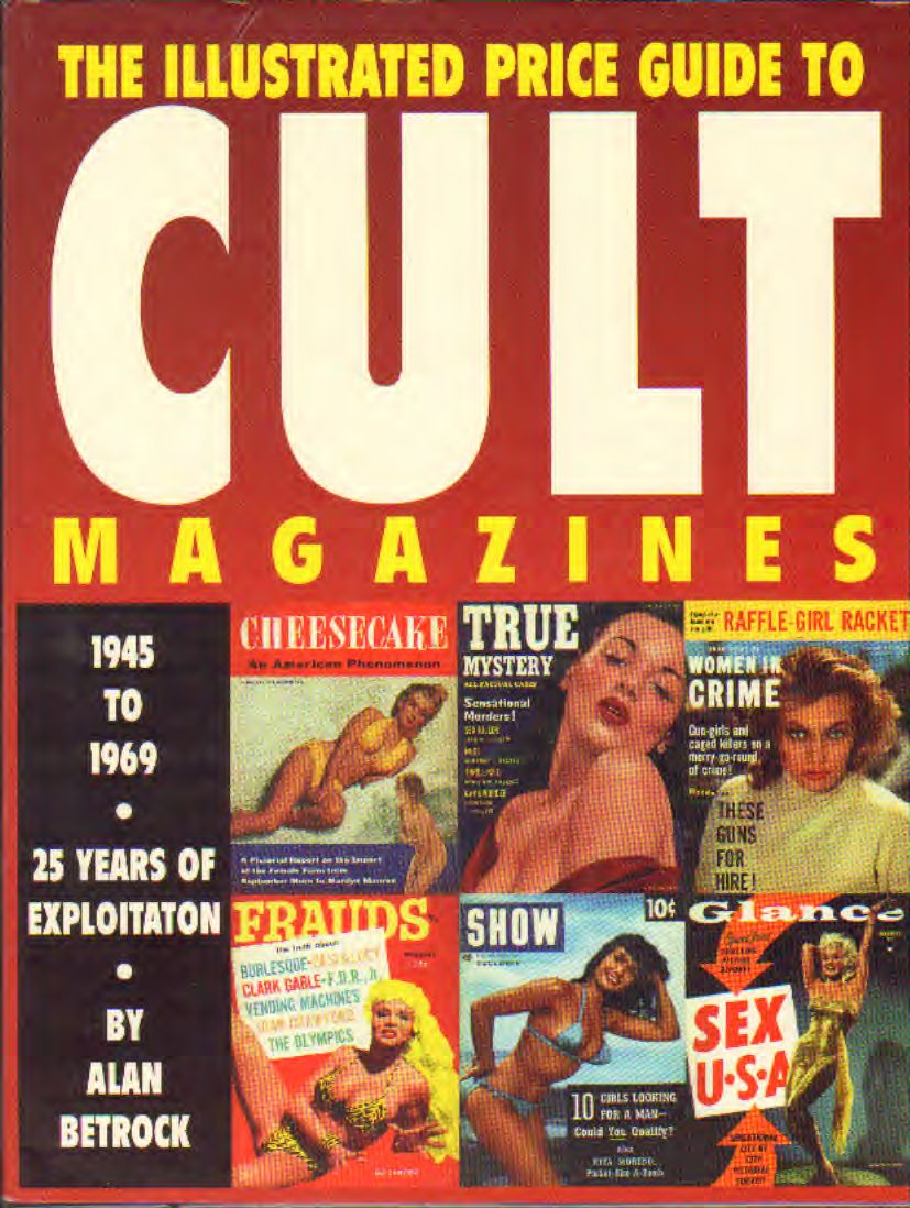 AA.VV - The illustrate Price guide to Cult Magazines