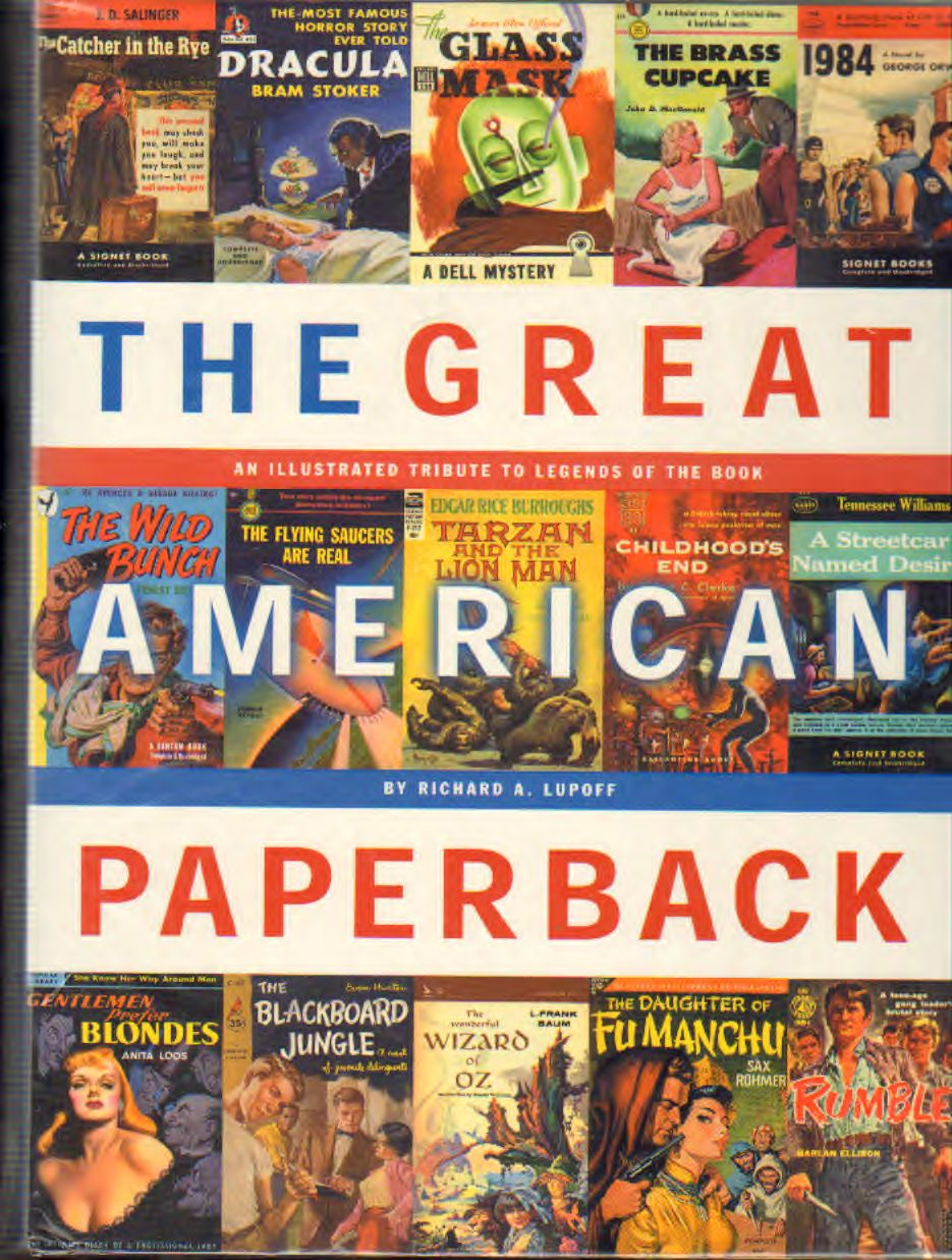 AA.VV. - Great American Paperback