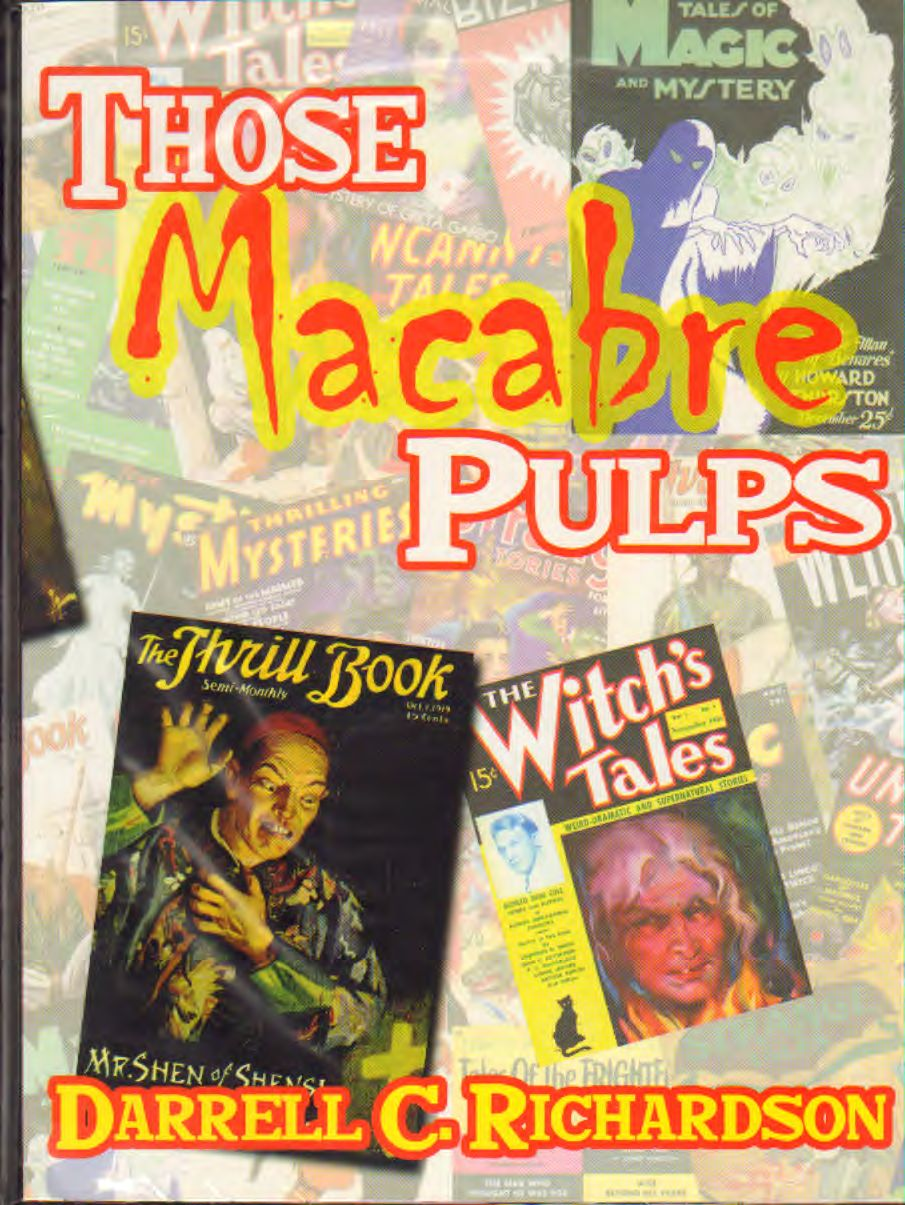 AA.VV - Those Macabre Pulps