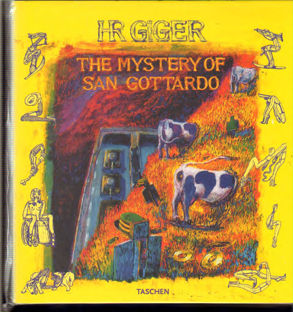 Giger - HR Giger – the mystery of San Gottardo